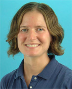 Photograph of Dr. Amy Weeden Veterinary Clinical Pathology Resident